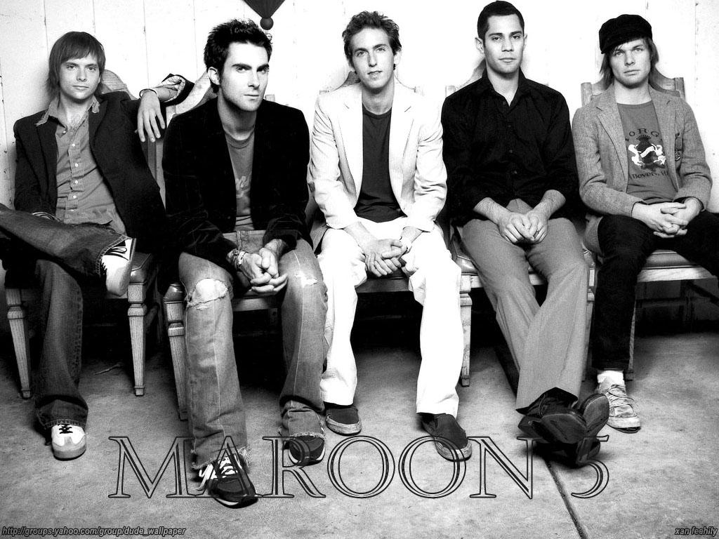 Blog Per Esercizi: Darel Maroon 5
